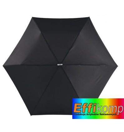 Parasol, FLAT, czarny.