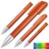 Długopis plastikowy Cortland. Gadżet pod nadruki reklamowe.