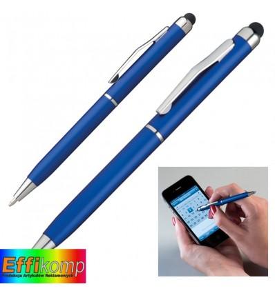 Długopis z touch penem Osaka. Gadżet pod nadruki reklamowe.