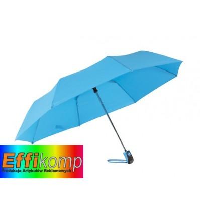 Parasol automatyczny, COVER, błękitny.